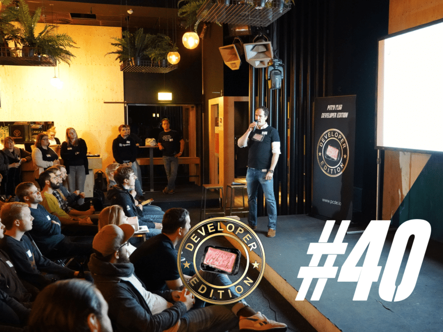 Eventrückblick Pitch Club Developer Edition #40